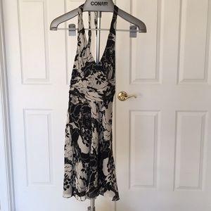 BCBGMaxAzria silk dress size 2 petite